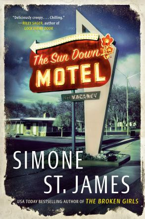 Buy The Sun Down Motel Book Online at Low Prices in India | The ...