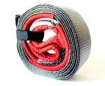 Haathi Tree Tow Strap, 8 feet x 3 inches, 15 Ton Break Strength, Weighs only 1.1 kgs, Extremely Flexible & Soft, Easily Rolled for Storage