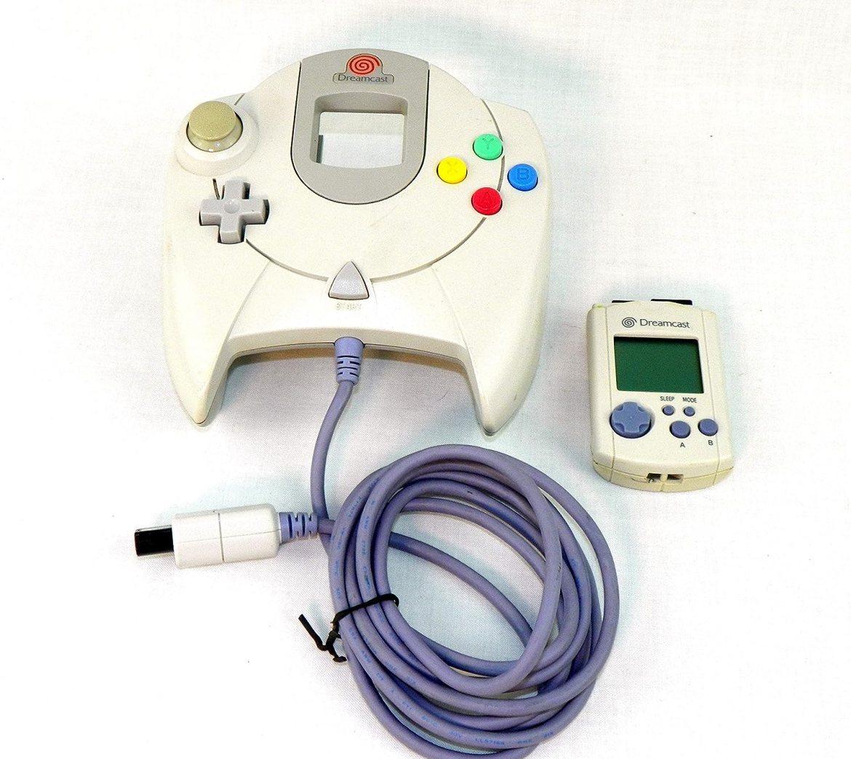 Amazon.com: Sega Dreamcast Controller (Original Gray): Unknown ...