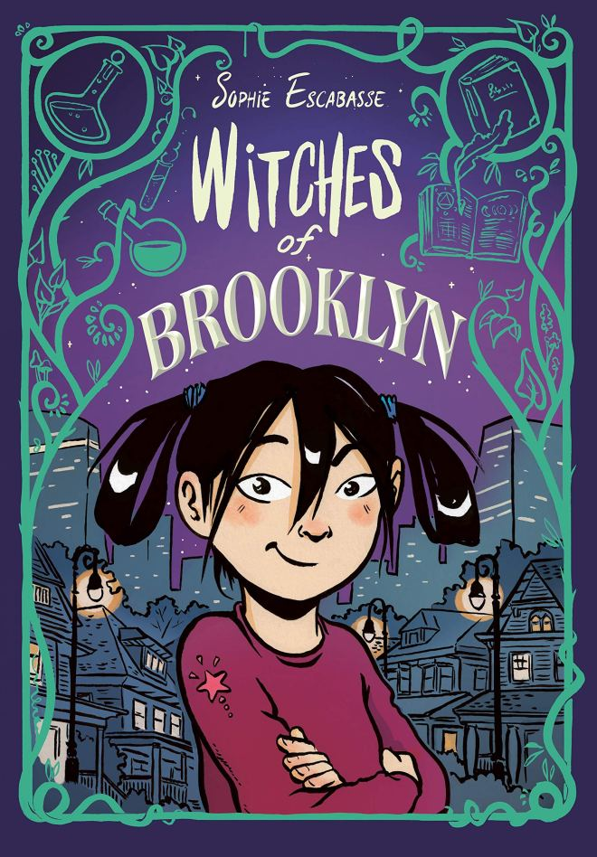Witches of Brooklyn: Escabasse, Sophie: 9780593119273: Amazon.com: Books