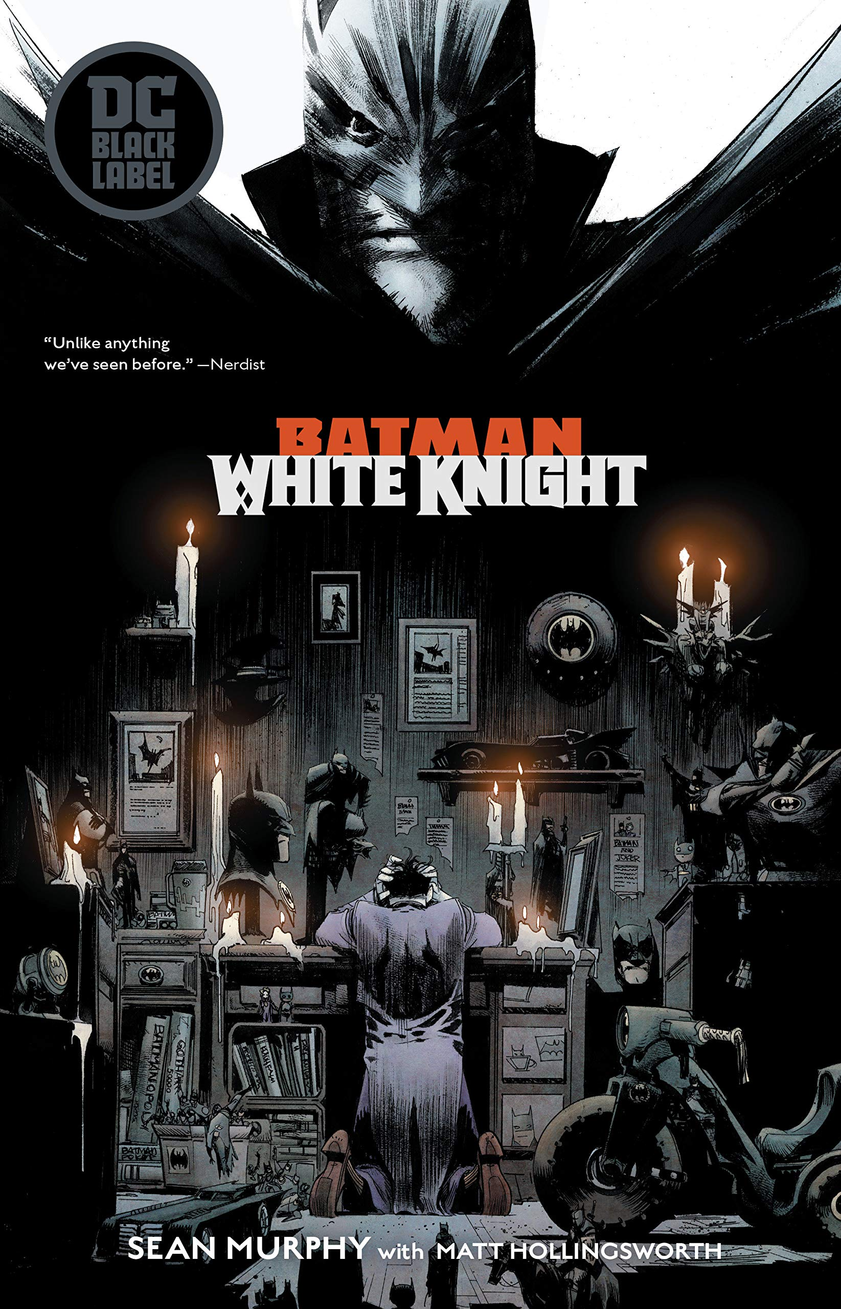 Batman White Knight Murphy Sean 9781401279592 Amazon Com Books