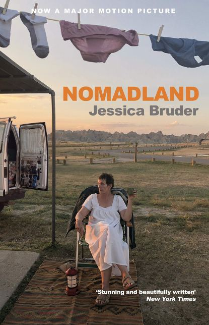 Nomadland - best travel movies
