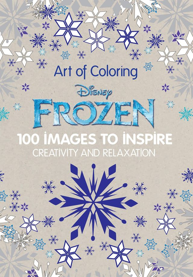 Art of Coloring Disney Frozen: 29 Images to Inspire Creativity