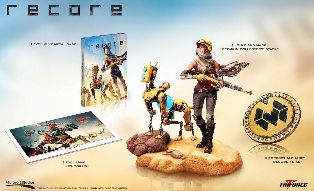 E3 2016: ReCore Gameplay Trailer 2