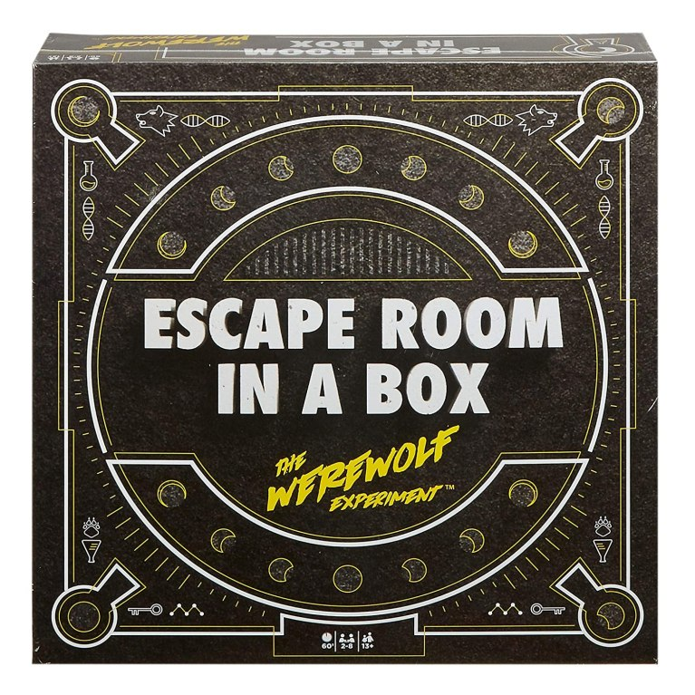 escape room in a box, teen gifts