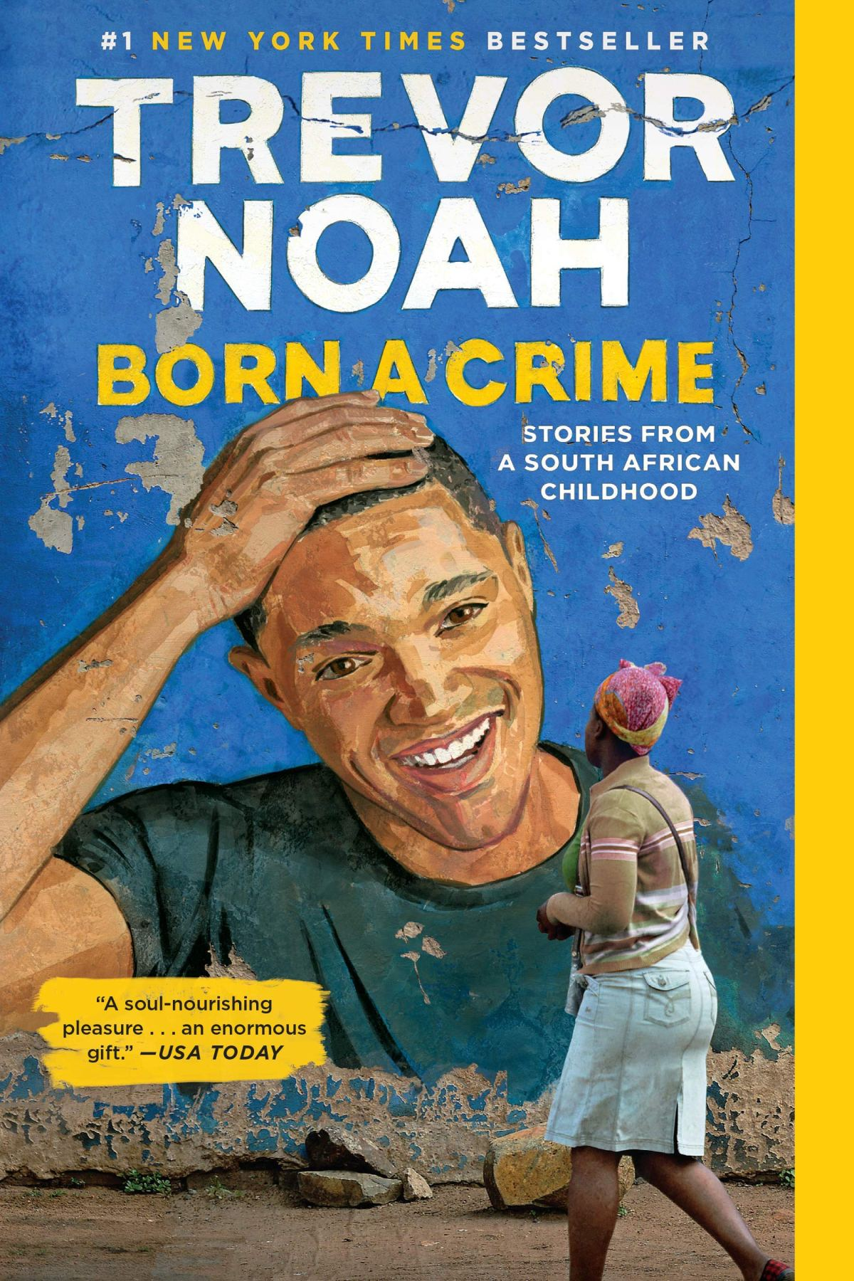 Born a Crime: Stories from a South African Childhood | Amazon.com.br