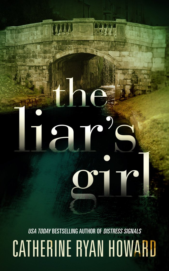 The Liar's Girl Book Cover