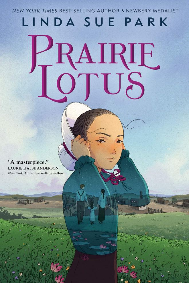 Prairie Lotus: Park, Linda Sue: 9781328781505: Amazon.com: Books
