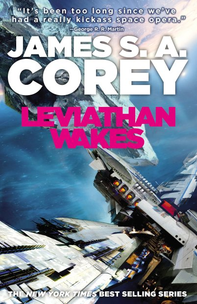 Image result for Leviathan Wakes by James S.A. Corey