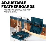 Adjustable Feather Board