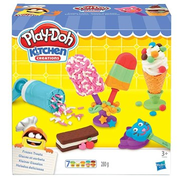 Play-Doh E0042EU4 Kitchen Creations Frozen Treats