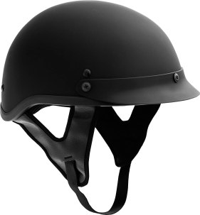 Fuel Helmets SH-HHFL66 Half Helmet