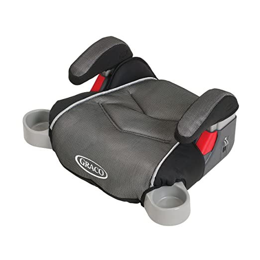 Backless Graco turboboost car seat