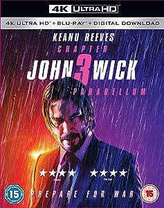 John Wick: Chapter 3 - Parabellum 4K 2019