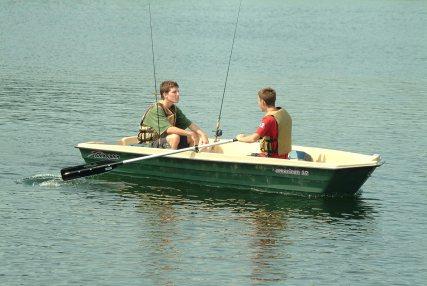 American 12 Jon Fishing Boat