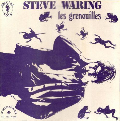 Les Grenouilles : Steve WARING: Amazon.fr: Musique