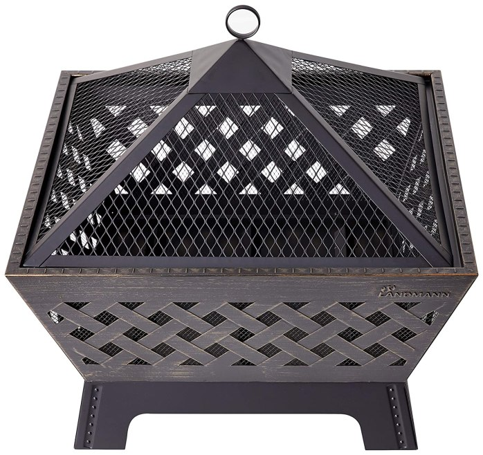 best fire pit for grill
