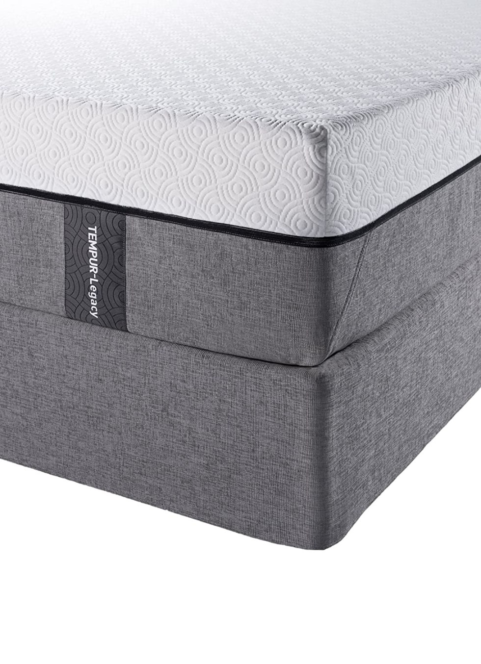 Tempur-Pedic TEMPUR-Legacy Soft Cooling Foam Mattress, King, Made in USA, 10 Year Warranty