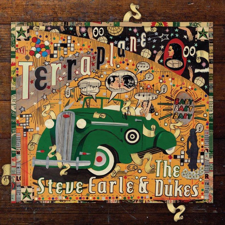 Terraplane: Steve Earle & the Dukes: Amazon.fr: Musique