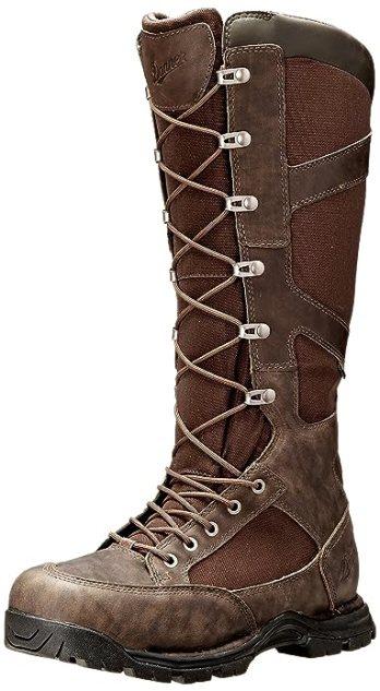 Danner Men's Pronghorn Snake Side-Zip Hunting Boot, Brown, 11.5 D US