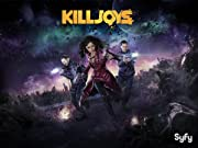 Killjoys Season 2 cover