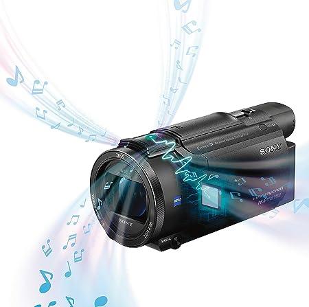 Sony-FDRAX53/B-4K-HD-Video-Recording-Camcorder-Reviews