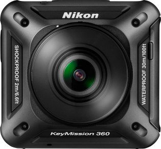 Nikon KeyMission360 - Image by Amazon