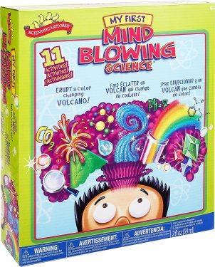 science kit kids christmas gift ideas
