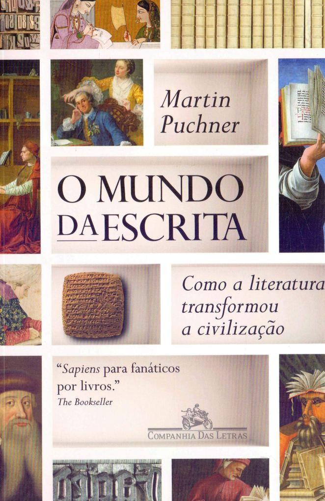 A arte e o poder das histórias, por Martin Puchner | Críticas | Revista Ambrosia