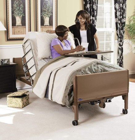 Invacare Fully Electric Homecare Bed