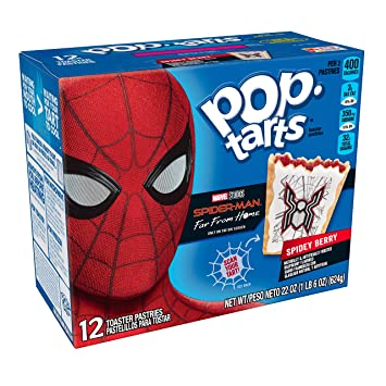 Image result for spider berry poptarts