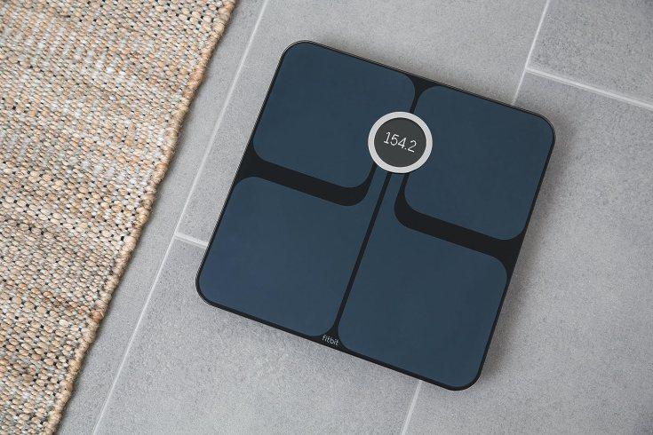 Fitbit Aria 2 Wi-Fi Smart ScaleBlack Friday Deal 2019