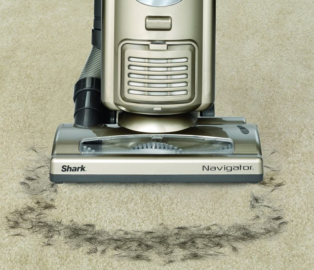 SharkNinja Navigator Deluxe Upright Corded Bagless Vacuum review