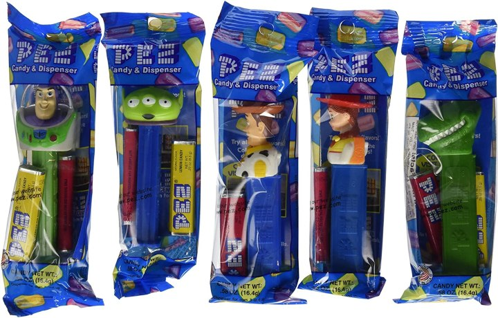 Pez Candy Inc Toy Story Pk, 1-Count (Pack of 12)