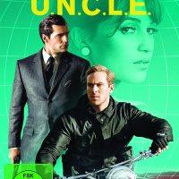 Codename U.N.C.L.E. / Regie: Guy Ritchie. Darst.: Henry Cavill, Alicia Vikander, Armie Hammer, Elizabeth Debicki [...]