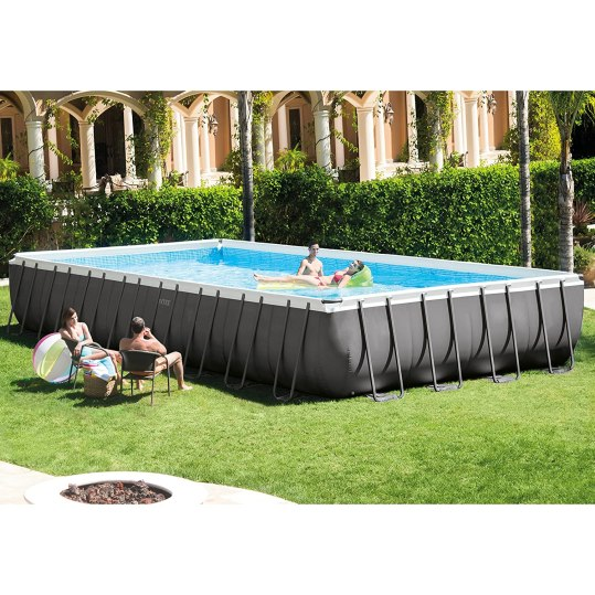 Intex 32ft X 16ft X 52in Above ground poolBlack Friday Deal 2019