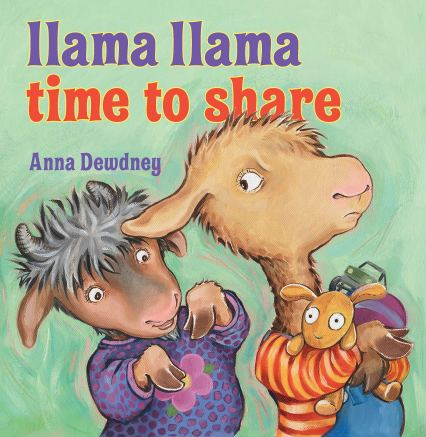 Amazon.com: Llama Llama Time to Share (9780670012336): Anna Dewdney, Anna  Dewdney: Books