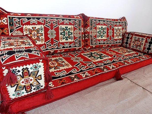 Arabic sofa majlis for Floor couch amazon