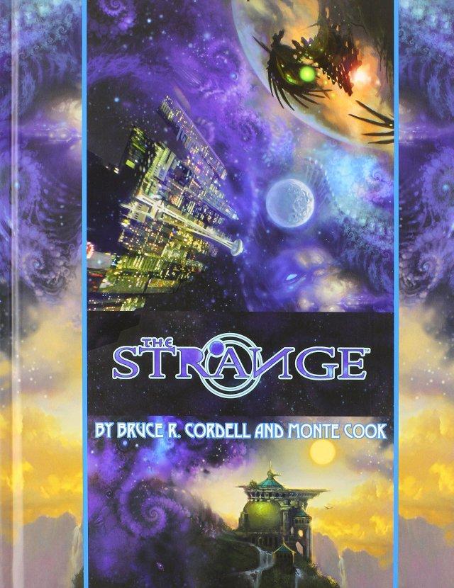 The Strange RPG - Livros na Amazon Brasil- 9781939979162