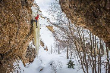 冬,登山,グローブ