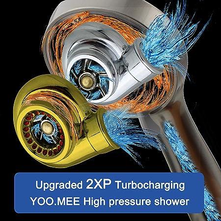 YOO.MEE-High-Pressure-Handheld-Shower-Head-with-Powerful-Shower-Spray