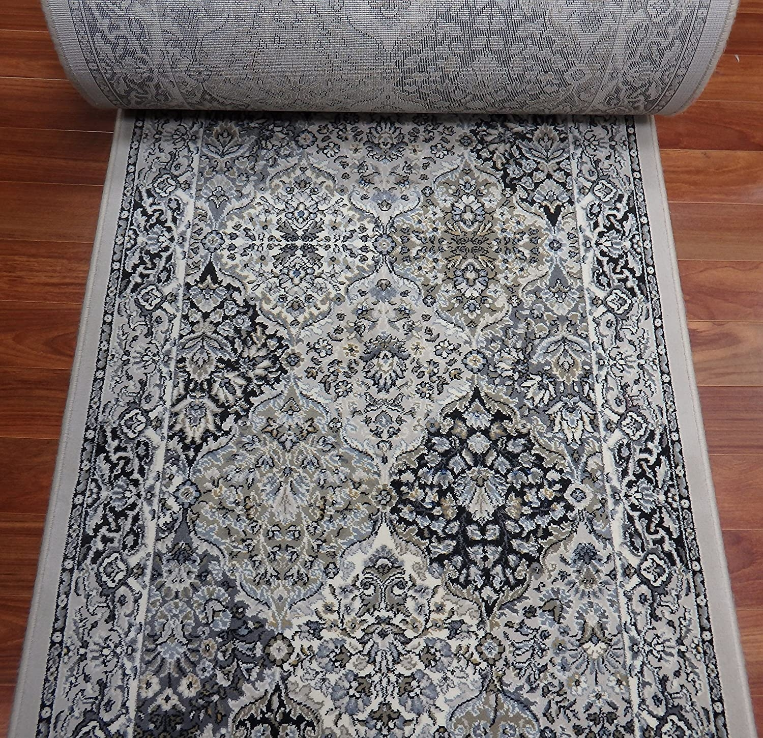 Amazon Com Rug Depot 178498 Traditional Stair Runners And Hall | Home Depot Rug Runners By The Foot | Area Rugs | Regent Tan | Plastic | Carpet Protector | Mat
