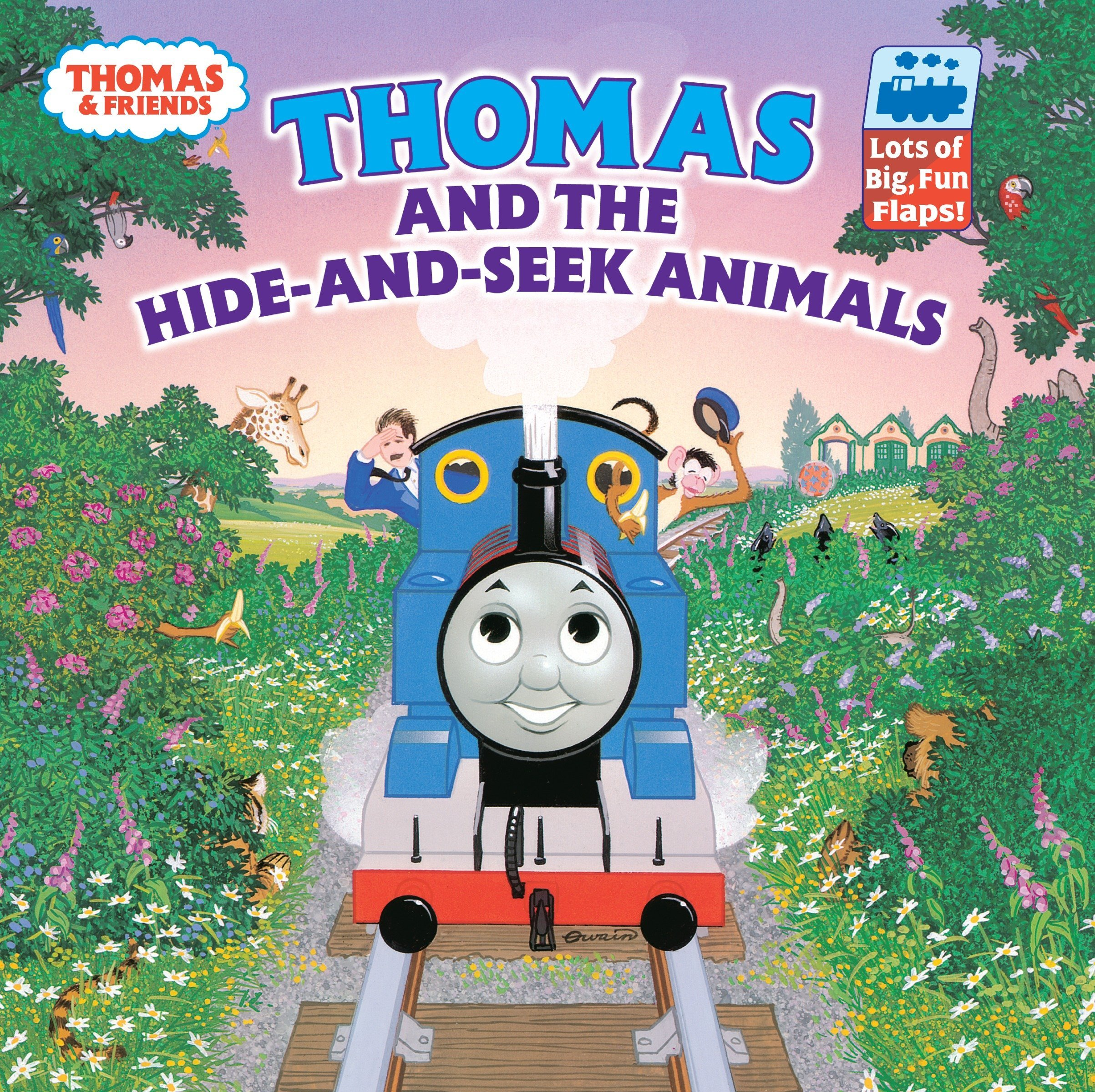 Thomas And The Hide And Seek Animals Thomas Friends Rev