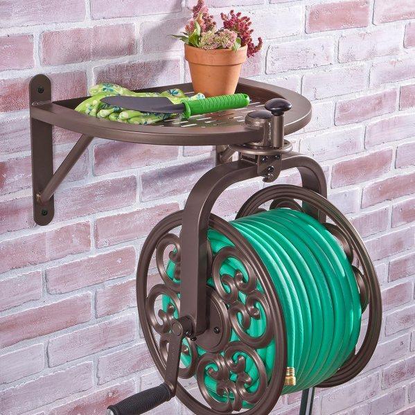 retractable hose home depot