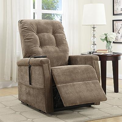 Pulaski-Montreal-Coffee-Fabric-Lift-Chair-Reviews