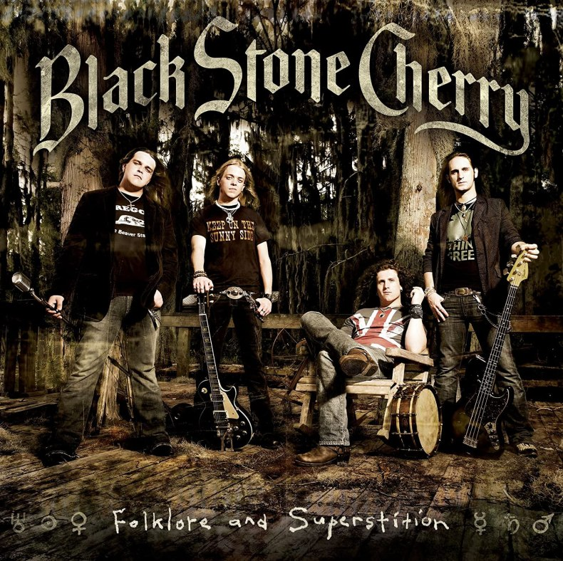Folklore and Superstition: Black Stone Cherry, Black Stone Cherry:  Amazon.fr: Musique