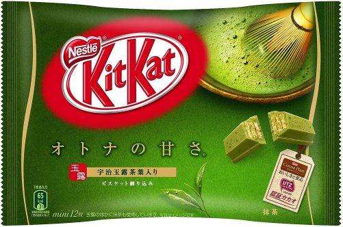 「キットカット 抹茶味」の画像検索結果