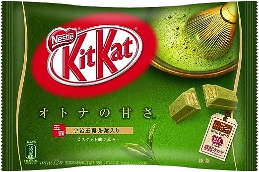 「キットカット 抹茶」の画像検索結果