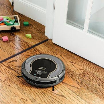Shark ION Robot Vacuum RV 700 Black Friday Deals 2019