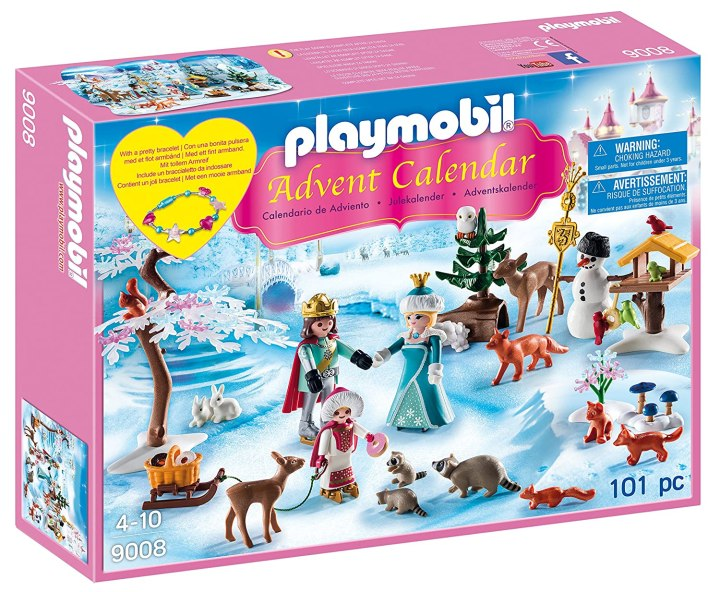 PLAYMOBIL Advent Calendar - Royal Ice Skating Trip